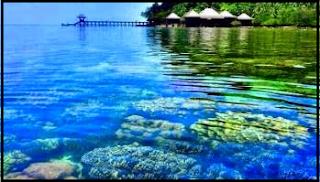 Objek Wisata Pulau Pahawang Lampung