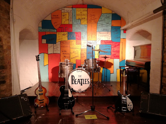 cavern-beatles-museo