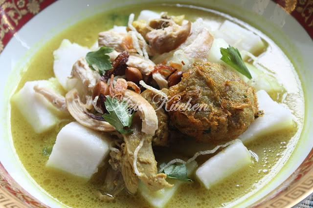 Soto Ayam Azie Kitchen