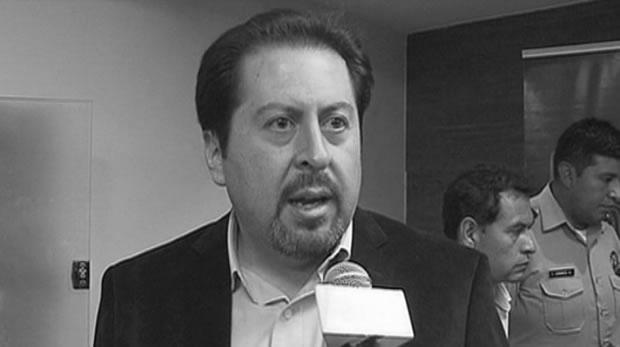 Marco Antonio Cuba, director ejecutivo del SEGIP