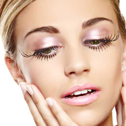 INSERTAR IMAGEN maquillaje moda otoño 2016 pestañas con volumen