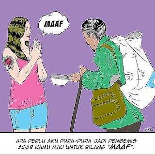 4 Meme Lebaran Idul Fitri 2017
