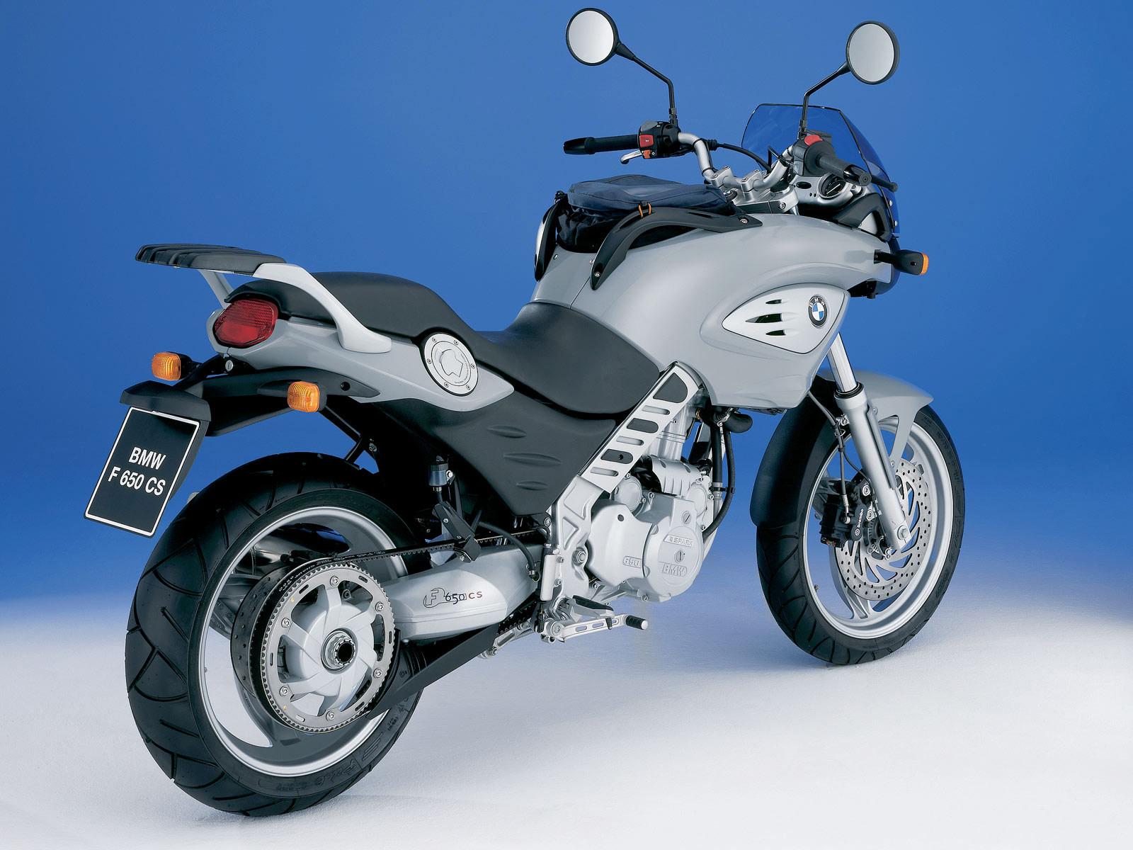 roller bmw 650 ccm