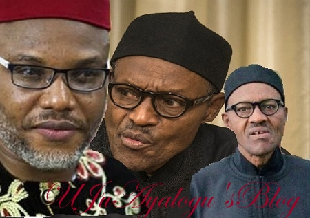 I Have 'Overwhelming' Evidence To Prove 'Real' Buhari Is Dead — Nnamdi Kanu