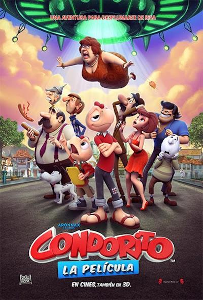 Condorito : La película (gratis)