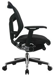 Eurotech Seating Concept 2.0 Chair - Side View