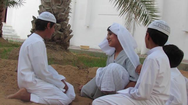 شرح وحل قصه حسون الحواري  للصف السابع لغه عربيه .