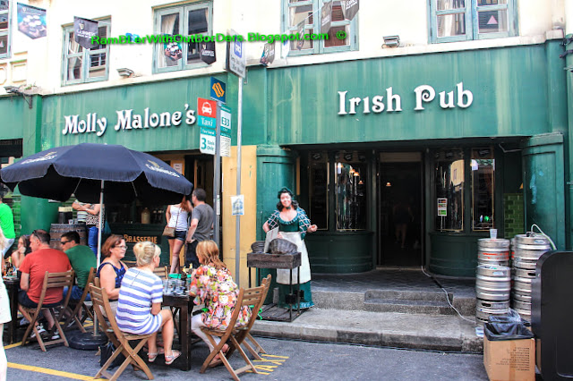 Molly Malone's Irish Pub, Singapore