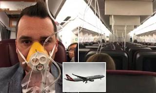 Θρίλερ στον αέρα: Τρομοκρατημένοι επιβάτες ήταν σίγουροι ότι θα πεθάνουν