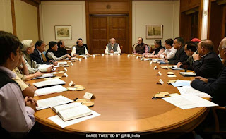 Live Updates: PM Narendra Modi's Cabinet Reshuffle Likely Tomorrow