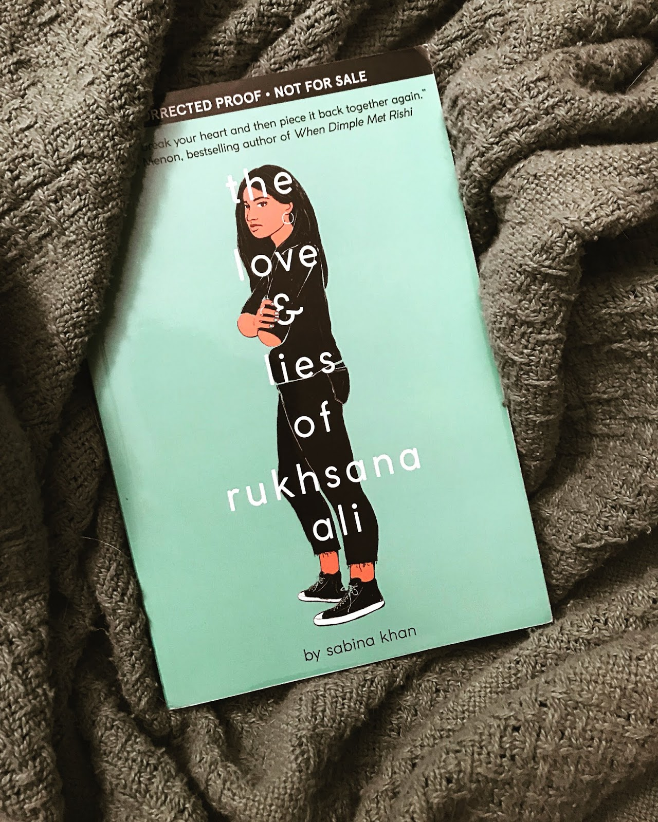 The Love Lies Of Rukhsana Ali
