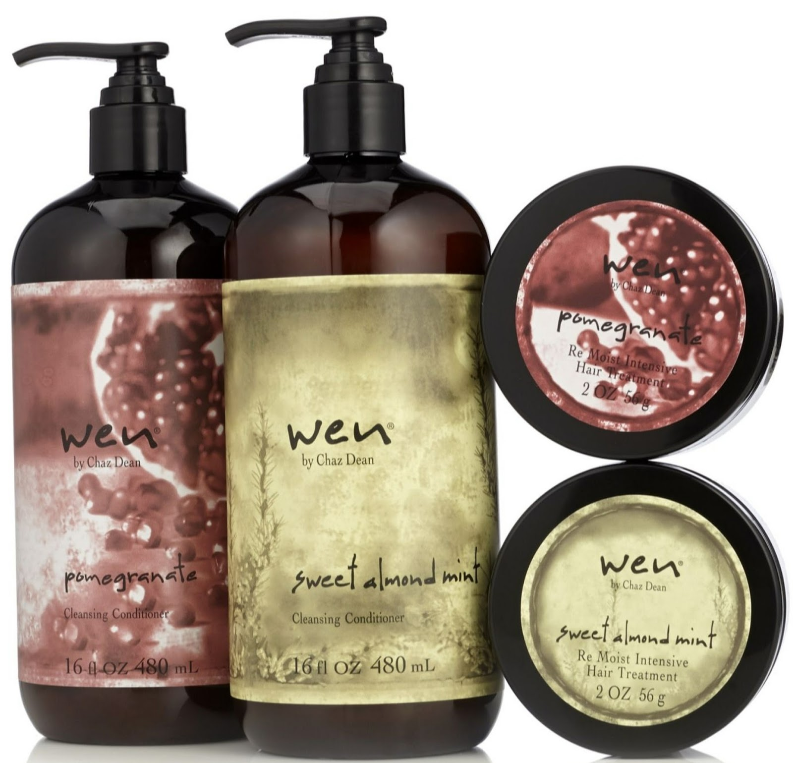 WEN Haircare TSV QVC UK 27 April 2014
