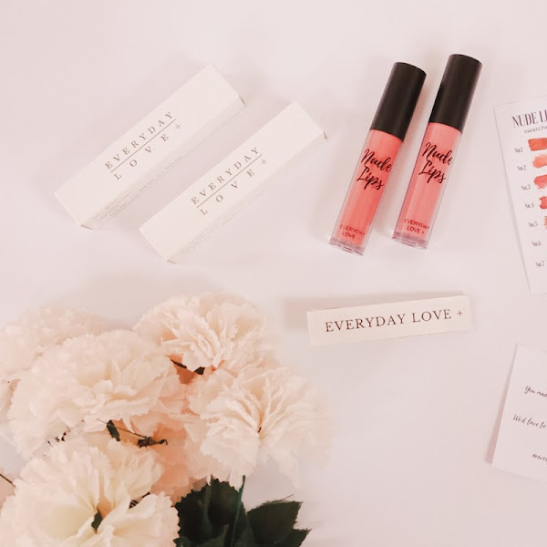 Everyday Love Nude Lips #3 and #6 - Review