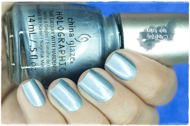 Sci-Fly China Glaze Esmalte Nailpolish