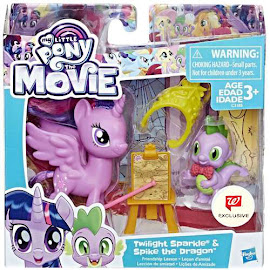My Little Pony Friendship Lessons Spike Brushable Pony
