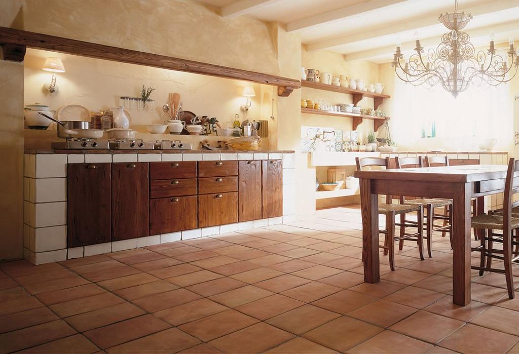 Cocinas con estilo - Cocinas rurales ...