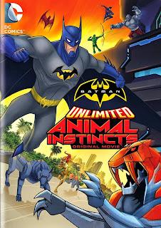 Batman Unlimited: Animal Instincts<br><span class='font12 dBlock'><i>(Batman Unlimited: Animal Instincts)</i></span>