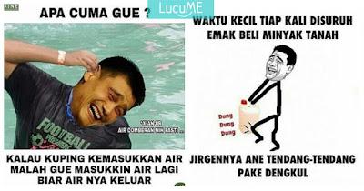 13 Meme 'Kelakuan Masa Kecil' Ini Bikin Ketawa Sendiri
