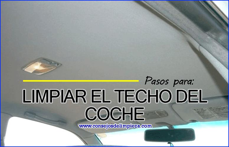 Consejos de limpieza trucos tips y remedios del hogar - Limpiar el interior del coche ...