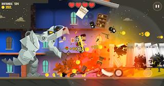 Adalah sebuah game dengan genre runner buatan dari developer Rebel Twin Unduh Game Android Gratis Aliens Drive Me Crazy apk