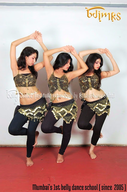 Belly Dance Institute Mumbai