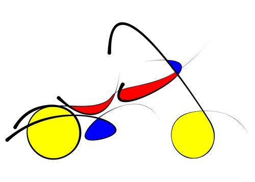 Motorcycle - Motor-kerákpár