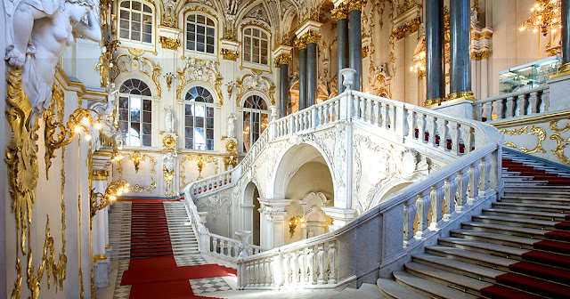 places to visit, Hermitage Museum