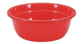 Baskom Plastik untuk tempat mencampur semen dan tempat air bilasan
