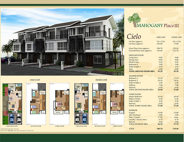Dream house in the philippines dmci best modern house for Apartment design plans philippines