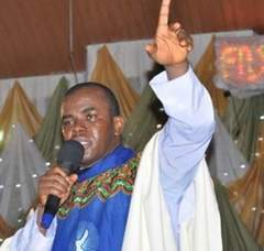 REV FATHER MBAKA TOLD Buhari, THAT Those Encouraging HIM To Come And RULE Again Want To Disgrace HIM