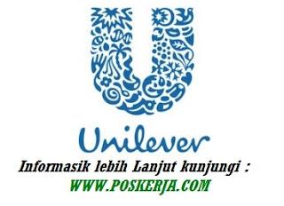 Lowongan Kerja Terbaru Unilever Desember 2017