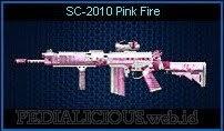 SC-2010 Pink Fire