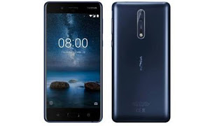 Nokia 8 Sirocco Specifications and Price