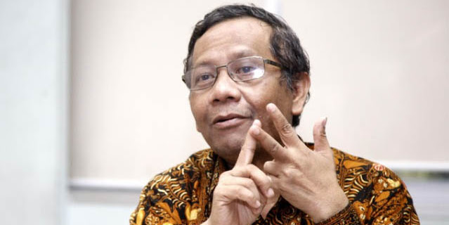 Mahfud: HTI sudah dibubar, Tak perlu lagi meneror mantan anggota HTI