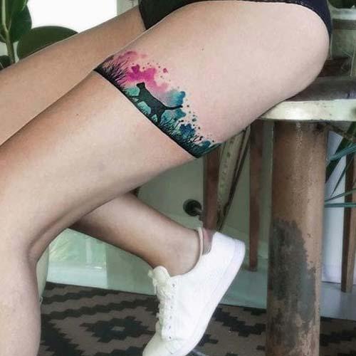 kedi dövmeleri cat tattoos29