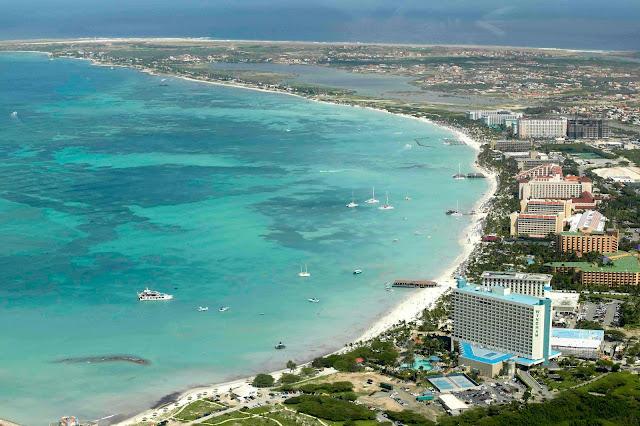 Aruba, un paraíso para los turistas