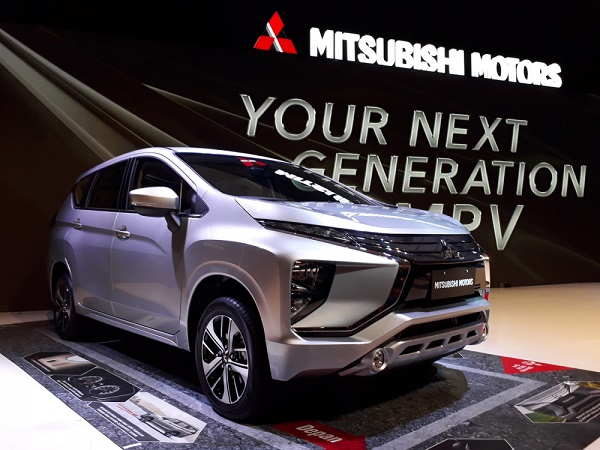 Exterior Mitsubishi Xpander