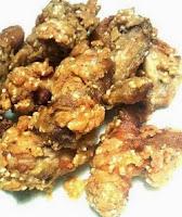 Resep Ayam Goreng Wijen