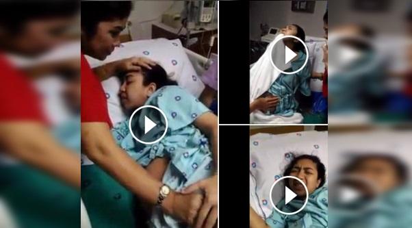 Video Rakaman Detik-Detik Seorang Ibu Melahirkan Seorang Bayi Cetus Komen Sebak daripada Netizen