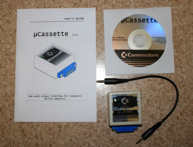 Indie Retro News: uCassette - The best tape loader for the