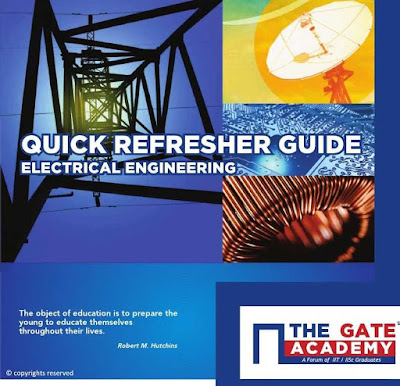 [PDF] DOWNLOAD QUICK REFRESHER GUIDE FOR ELECTRICAL ENGINEERING THE GATE ACADEMY