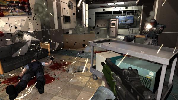F.E.A.R. PC Full Version Screenshot 2