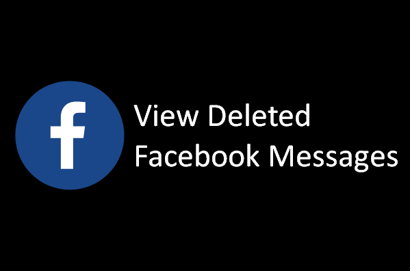 View Deleted Facebook Messages