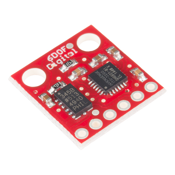 Accelerometer Adxl345 and gyro scope Itg3200