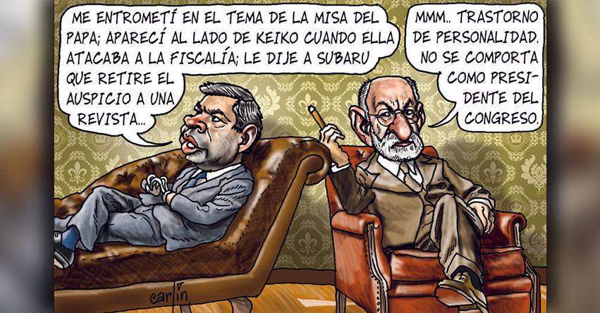Carlincaturas Lunes 30 Octubre 2017 - La República