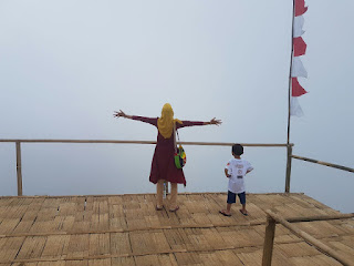Bukit Bintang, Surga Baru Di Lereng Gunung Slamet