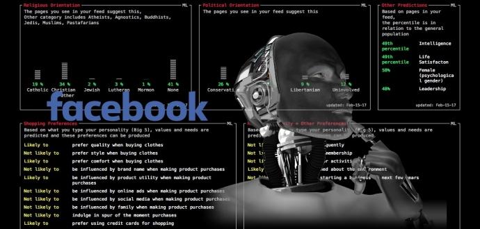 Conoce Data Selfie, la herramienta que revela lo que Facebook sabe de ti