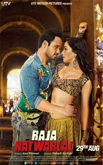 Raja Natwarlal 2014 Hindi DVDScr 700mb MP3 SAP MP4
