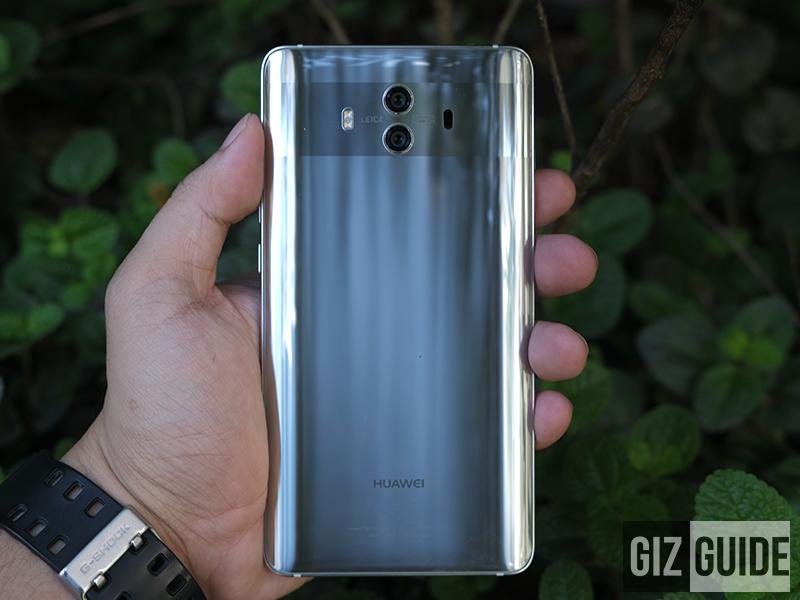 Raffle: Huawei Mate 10 flagship smartphone with Kirin 970 A.I. chip