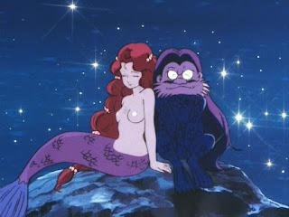女王人魚と半魚人